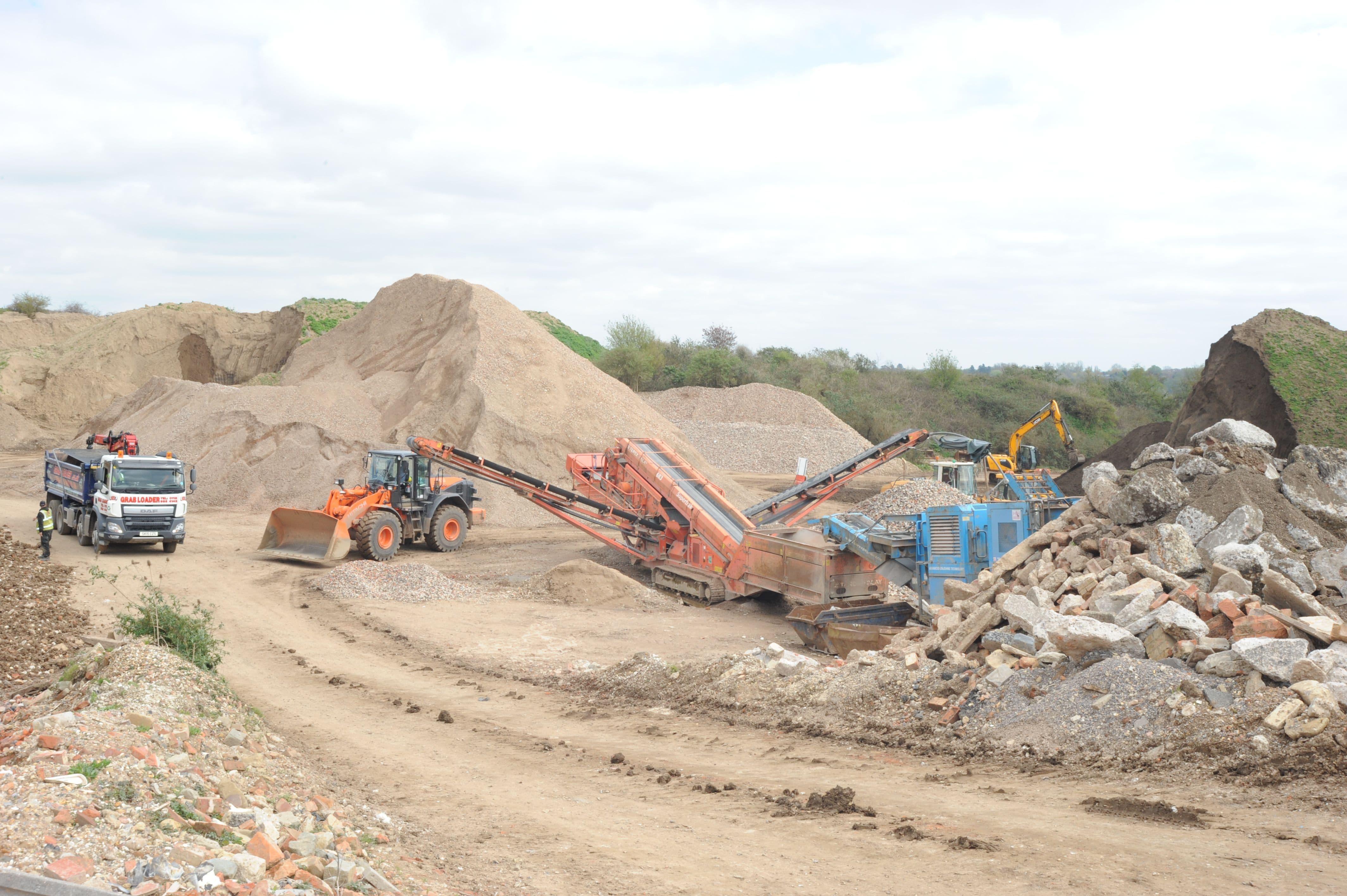 Our Quarry at Grabloader