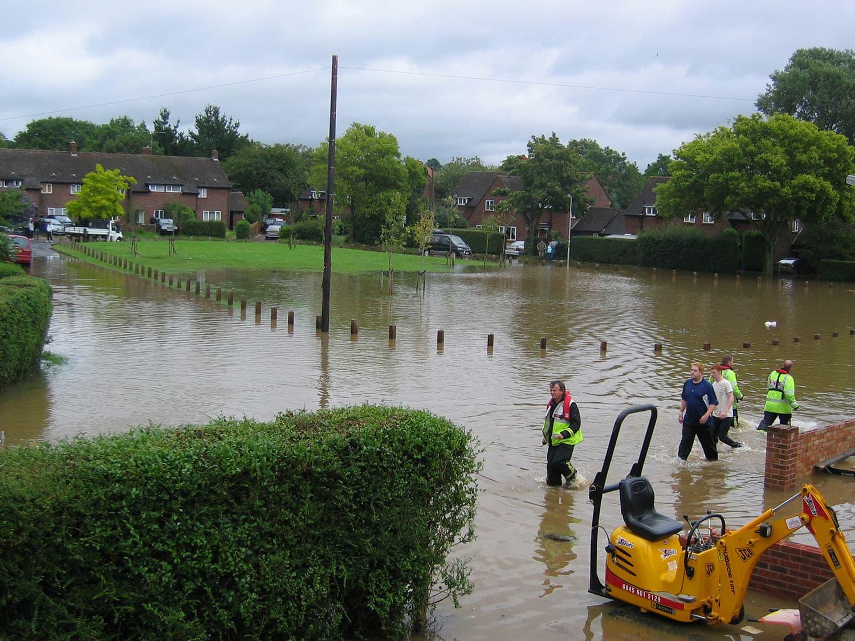 Thatcham Floods