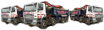 Grabloader Vehicles