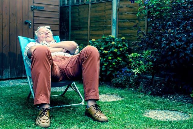 Garden Sleeping
